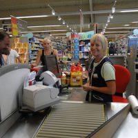 Selbstständige Kassiererin als Aushilfe und Vertretung auf Zeit für den Groß- und Einzelhandel in Karlsruhe*