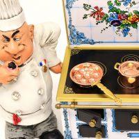 Selbstständiger Leih-  Koch- und Küchenhelfer als Aushilfe und Vertretung a. Zeit in Templin gegen Rechnung*