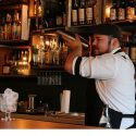 Selbstständiger Barkeeper u. Buffetier als Aushilfe, Urlaubsvertretung a. Zeit in Raum Stuttgart mit Rechnung*